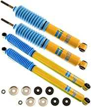 Bilstein 4600 Series Shock Absorbers For Ford F250 & F350 Super Duty 2 Wheel Drive 1999 -14 - Includes Front and Rear 4600 Series Shocks