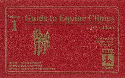 Guide to Equine Clinics: Vol 1, Equine Medicine