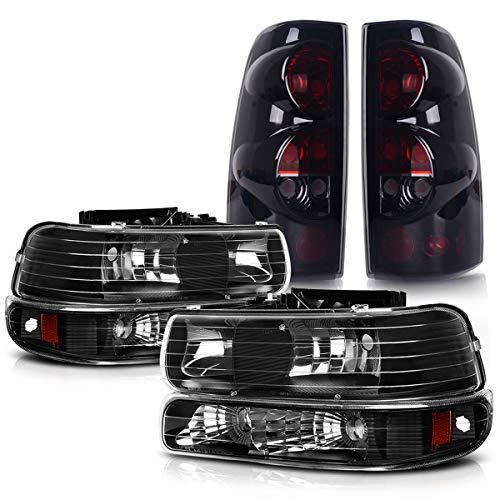 02 silverado headlight assembly - 2