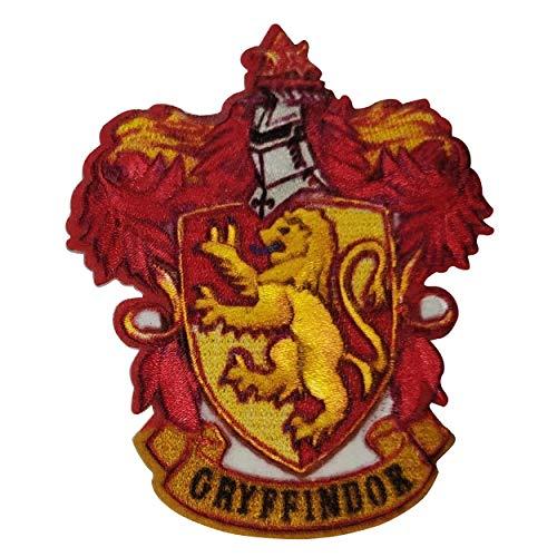 Panini Tessuti, Applicazioni Termoadesive per Tessuti Harry Potter - Patch Toppa Etichetta Termoadesiva Wizarding World