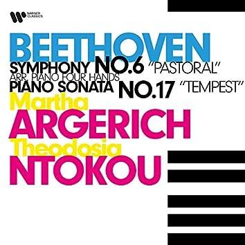 "Beethoven: Symphony No. 6, ""Pastoral"" & Piano Sonata No. 17, ""Tempest"""