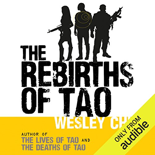 Couverture de The Rebirths of Tao