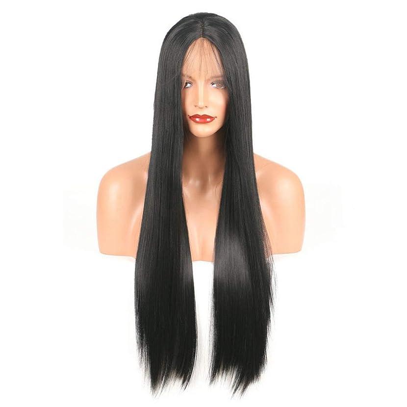 キャプション入手しますホバーBOBIDYEE ヨーロッパの美容スタイル化学繊維フロントレースかつら合成髪レースかつらロールプレイングかつら (色 : Photo Color, サイズ : 18 inches)
