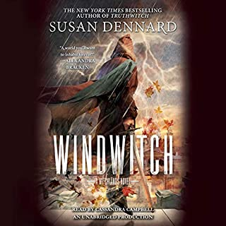 Windwitch     A Witchlands Novel              By:                                                                                                                                 Susan Dennard                               Narrated by:                                                                                                                                 Cassandra Campbell                      Length: 14 hrs and 42 mins     260 ratings     Overall 4.4
