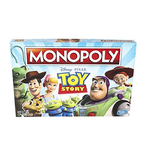 Monopoly: Histoire de Jouets (Toy Story) - 0