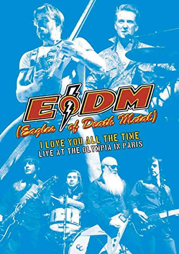 Eagle of Death Metal Live at Olympia in Paris