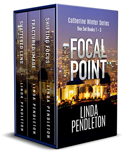 Focal Point: Catherine Winter Mystery Series, Box Set, Books 1-3 (Catherine Winter Private Investigator) (English Edition)