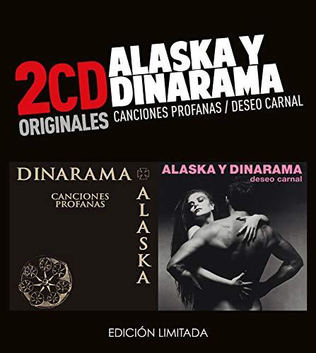 Alaska Y Dinarama -Canciones Profanas / Deseo Carnal (2 CD)
