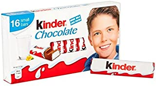 Kinder Chocolate 16 Mini Treats - 200g