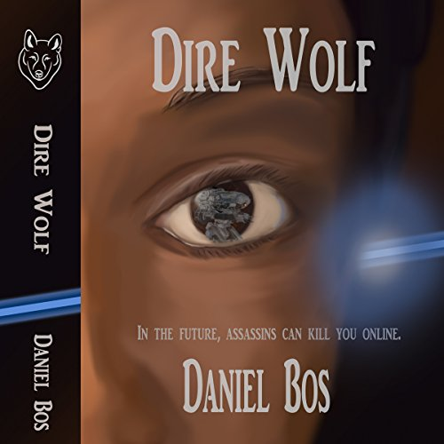 Dire Wolf audiobook cover art