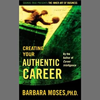 Creating Your Authentic Career audiobook cover art