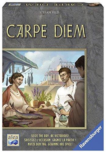 Carpe Diem: Nutze den Tag. Gewinne das Spiel!