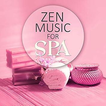 Zen Music for Spa – Asian Zen Spa, Serenity Sounds of Nature, Calm Music for Massage, Deep Sounds for Wellness