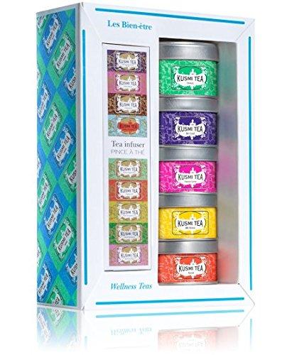 Le coffret miniatures Kusmi Tea