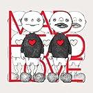 MAD HEAD LOVE / ポッピンアパシー(通常盤)