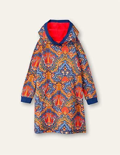 Oilily - Vestito da bambina Hurray Blu 128 cm