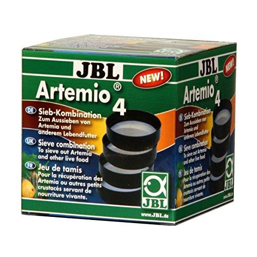 JBL Artemio 4 61064 Sieb-Kombination für Lebendfutter