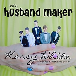 The Husband Maker audiobook cover art