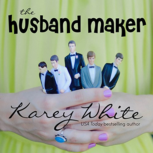 The Husband Maker  audiobook cover art