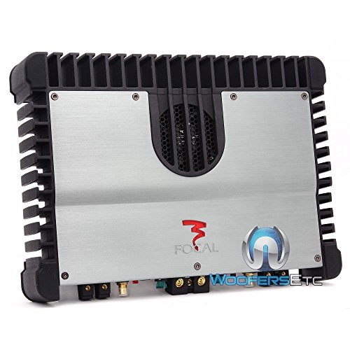 FPS 2.160 - Focal 105W x 2 RMS 2-Channel Class AB Symmetric Amplifier