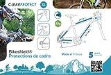 Clearprotect - Kit di Protezione per Bicicletta