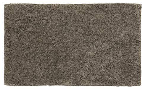 Blomus Twin Badematte, Baumwolle, Tarmac, 60 x 100 cm