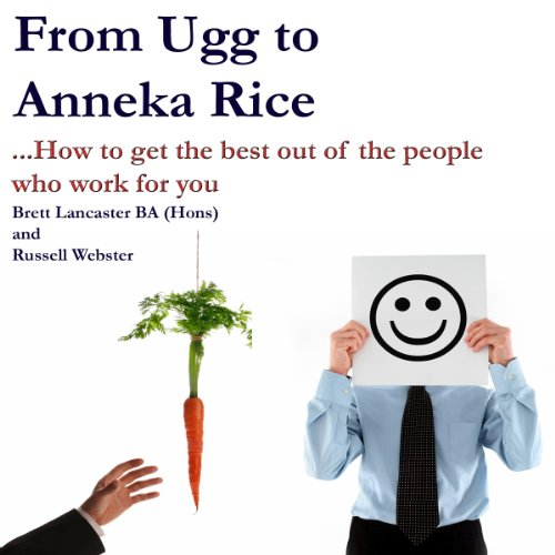 From Ugg to Anneka Rice Titelbild