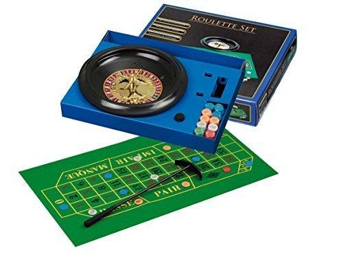 Roulette-Set, mit Kunststoffteller (3701) by PHILOS GmbH & Co. KG