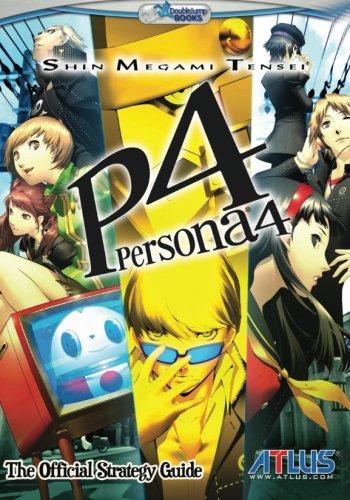 Shin Megami Tensei: Persona 4 The Official Strategy Guide