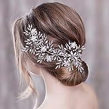 Azaleas HP289 - Adorno para el pelo para novia, accesorio para el pelo, pasador para el pelo