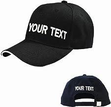 PPXP Custom Baseball Cap, Soft Baseball Cap Custom Personalized Text Cotton, Custom Baseball Hats for Men and Women