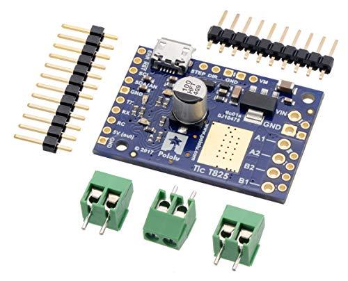 Pololu Tic T825 USB Multi Interface Stepper Motor Controller (Art. 3131)