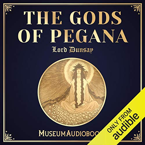 The Gods of Pegana cover art