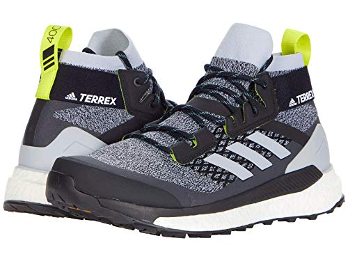 adidas Terrex Free Hiker Primeblue Halo Silver/Halo Silver/Black 8 D (M)