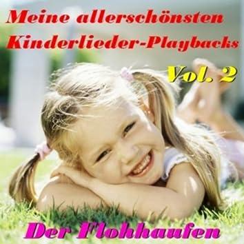 Meine allerschönsten Kinderlieder - Playbacks Vol. 2