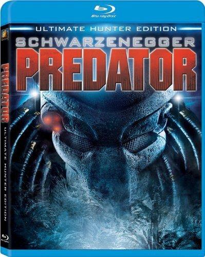 Predator (Ultimate Hunter Edition) [Blu-ray]