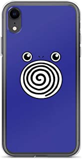 RobertsShop Poliwhirl Case Cover Compatible for iPhone (XR)