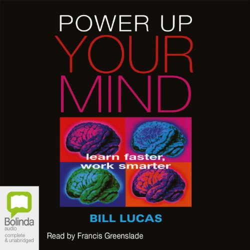 Power Up Your Mind audiobook cover art