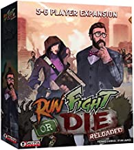 Run Fight or Die Reloaded: 5-6 Player Expansion