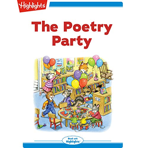 The Poetry Party copertina