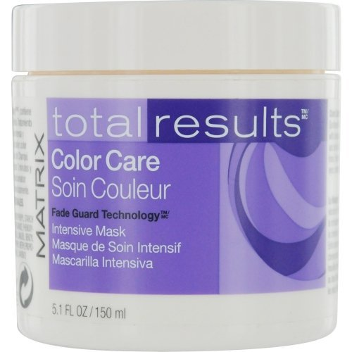 TOTAL RESULTS by Matrix COLOR CARE INTENSIVE MASK 5.1 OZ for UNISEX ---(Package Of 3) by Total Results