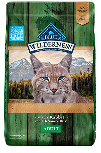 Blue Buffalo Rabbit Cat Food