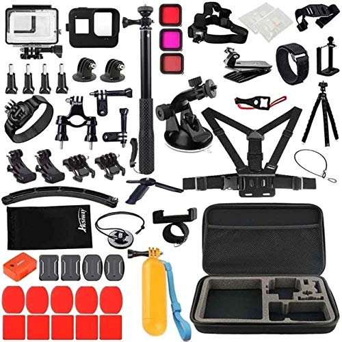 For Gopro 8 Accessories Kit For Gopro Hero 8 7 6 5...