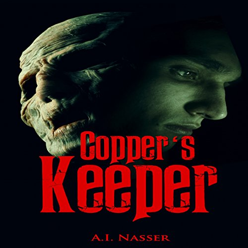 Copper's Keeper audiobook cover art