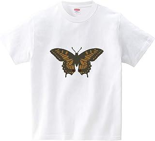 アゲハ蝶(Tシャツ?ホワイト) (犬田猫三郎)