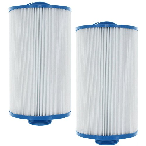Guardian Filtration - 2 Pack Pool Spa Filter Replacement for Pleatco PDM25P4 Dream Maker Gatsby SPA, Unicel 4CH-21, Filbur FC-0136 | Double Pack Savings