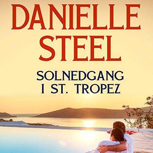 Solnedgang i Saint Tropez audiobook cover art