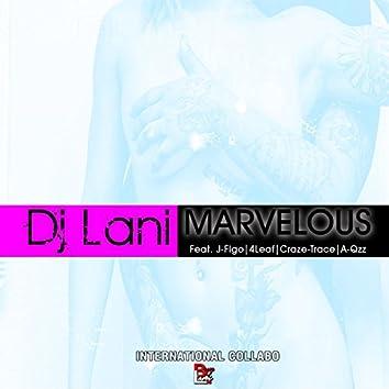 Marvelous (feat. J-Figo, 4Leaf, Crazy-Trace, & A-Qzz (Radio Edit)