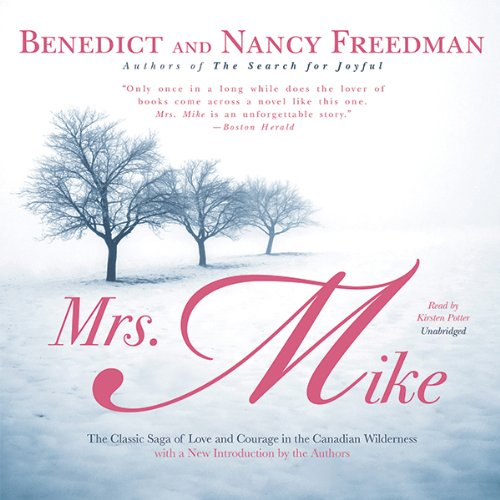 Mrs. Mike audiobook cover art