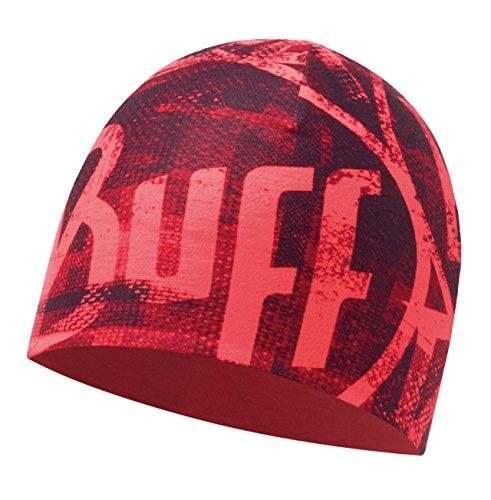 Buff Erwachsene Mütze Coolmax Reversible, Bita Pink Fluor, One Size
